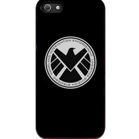 SHIELD-Black Agent iPhone 5s For iPhone 5/5S Case