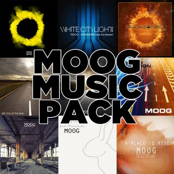 MOOG Music Pack (37 songs) by MCM | Mighty Car Mods
