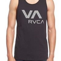 Men's RVCA 'Makua' Graphic Jersey Tank,