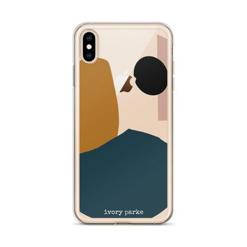 Out Of Shape iPhone Case