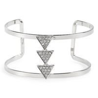 Junior Women's BP. Open Triangle Cuff