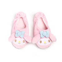 My Melody 25cm Die-Cut Room Slippers: Face