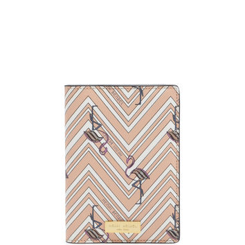 West 57th Printed Passport Cover