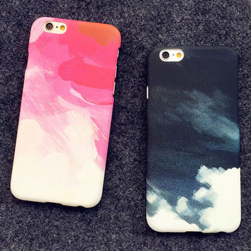 Abstract creative case Cover for iPhone 5s 6 6s Plus Gift-150