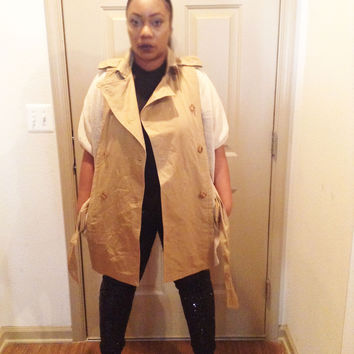 Ms. Inspector Gadget Trench
