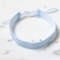 LA Hearts Blue Velvet Choker at PacSun.com
