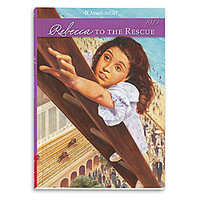 American Girl® Dolls: Rebecca to the Rescue Paperback Book