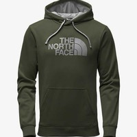 The North Face Surgent Half Dome Hoodie for Men in Rosin Green NF0A2TGQ-LWS