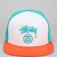 Stussy Colorblock Snapback Hat - Urban Outfitters