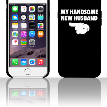 My Handsome New Husband 5 5s 6 6plus phone cases