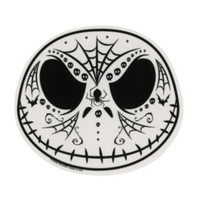 The Nightmare Before Christmas Jack Sugar Skull Sticker