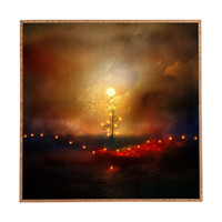Viviana Gonzalez A Beautiful Christmas Framed Wall Art