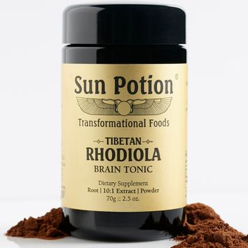 Free People Rhodiola Supplement