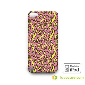OFWGKTA STICKER BOMB Golf Wang Taylor The Creator  iPod Touch 4 5 6 Case