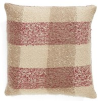 Nordstrom at Home 'Watercolor Plaid' Accent Pillow