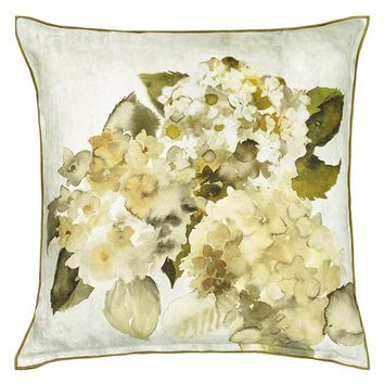 Designers Guild Kiku Birch Decorative Pillow