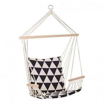 Bloomingville Hammock Chair With Armrest
