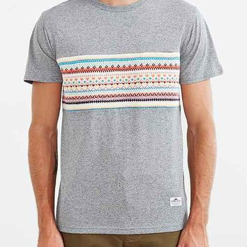Penfield Panola Knit Pocket Crew Neck Tee