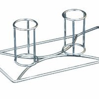 Amazon.com: Camp Chef BCH2 Twiins Beer Can Chicken Cooker for Barbecue: Patio, Lawn & Garden
