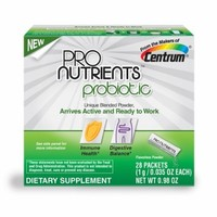 ProNutrients Probiotic, 28-Count