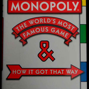 Monopoly by Philip E. Orbanes (2006, Hardcover)
