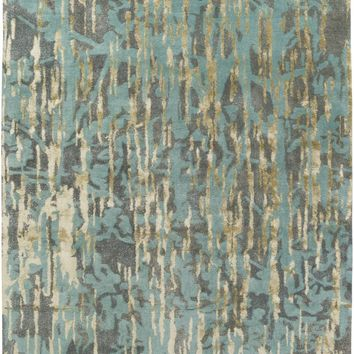 Zephyr Area Rug Blue