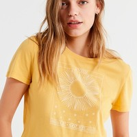 Future State Tarot Cropped Tee | Urban Outfitters