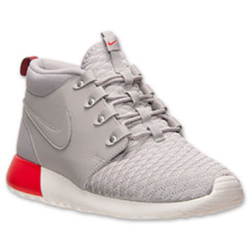 Men's Nike Roshe Run Mid Winter Casual Outdoor Shoes
