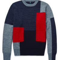 OAMC - Intarsia Wool-Blend Sweater