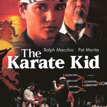 The Karate Kid Movie Poster 24x36