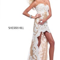 Sherri Hill Dress 21016 at Prom Dress Shop