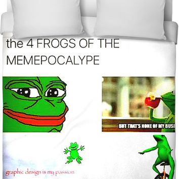 Pepe Dat Boi And Frog Cover