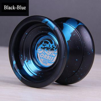 2015 Professional Butterfly Metal Yoyo diabolo Aluminum High Precision Game Special Props Dead Sleep Type for Kids Toys