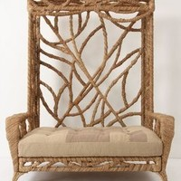 Manzanita Bench by Anthropologie Neutral Motif One Size House & Home