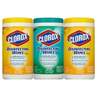 Clorox Scented Disinfecting Wipes Value Pack - 225 Count