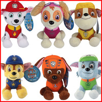 pawed Patrol Toys Plush 20-30cm Cartoon Plush Doll Dog, Children Toy Puppy Dog Patrol Anime
