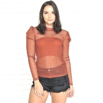 Rust Issues Mesh Top
