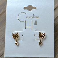 Arrow to My Heart Earrings