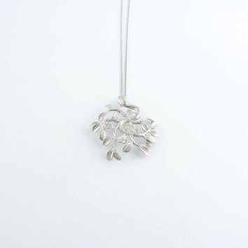 Long white gold necklace | Tree of life, Boho necklace, Layering jewelry