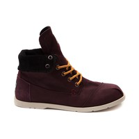 Mens TOMS Utility Boot, Burgundy | Journeys Shoes