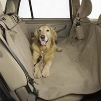 Reversible Deluxe Pet Travel Hammock