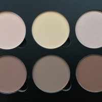 Anastasia Beverly Hills Contour Palette - Swatches!