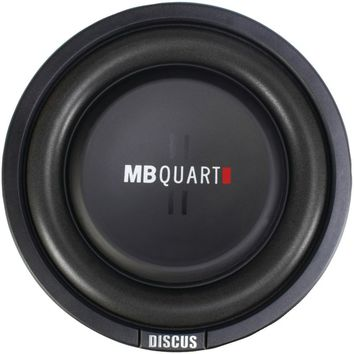 "Mb Quart Discus Series 400-watt Shallow Subwoofer (8"")"