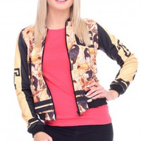 Printing Fashion Bomber Jackets