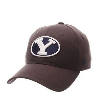 Licensed Byu Cougars Official NCAA ZH Large Hat Cap by Zephyr 751572 KO_19_1
