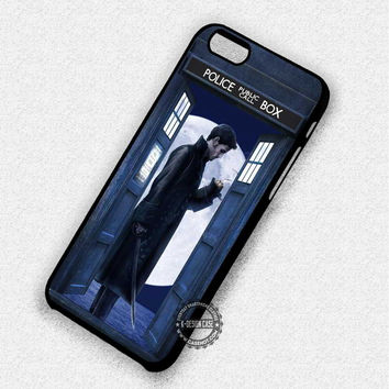 Believe in The Doctor Once Upon A Time Tardis Captain Hook - iPhone 7 6 5 SE Cases & Covers