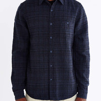 Native Youth Overdyed Jacquard Button-Down Shirt - Urban Outfitters