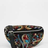 ASOS Embellished Bum Bag at asos.com