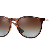 Ray-Ban ERIKA CLASSIC Tortoise ,Polarized Lenses - RB4171 | Ray-Ban® USA