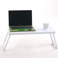 GreenForest Portable Laptop Desk Computer Notebook Bed Tray